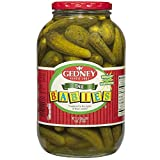 Gedney Smallest & Crunchiest Dill Babies Pickles - 64 oz.