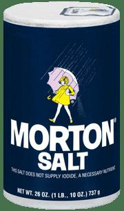 Table salt or iodized salt not best choice for fermenting. | makesauerkraut.com