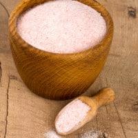 Himalayan Pink Salt, a top choice among fermenters. | MakeSauerkraut.com