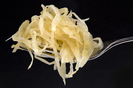 The many health benefits of delicious probiotic-rich sauerkraut.