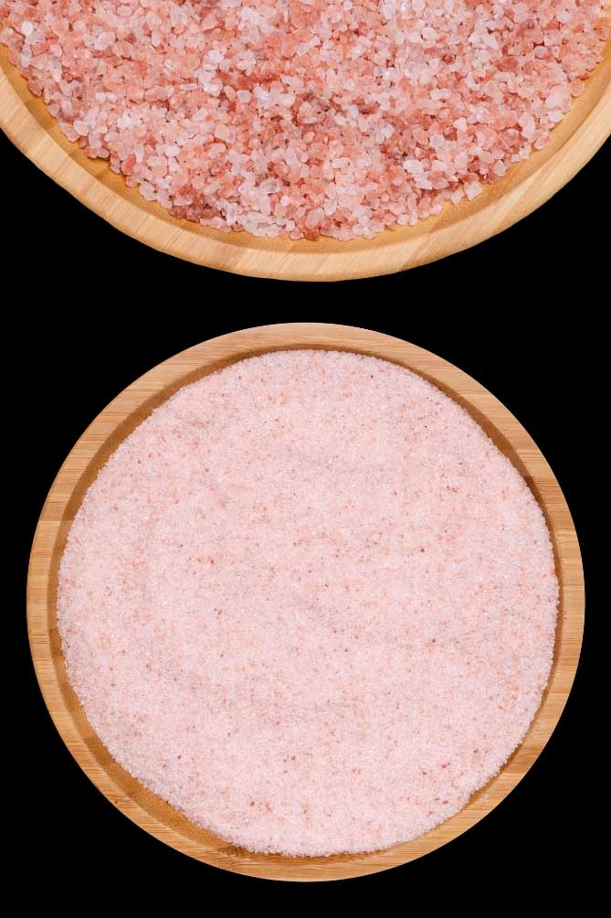 Himalayan Pink Salt for fermentation. | MakeSauerkraut.com