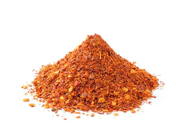 Gochugaru Korean red pepper flakes for Kimchi. | makesauerkraut.com