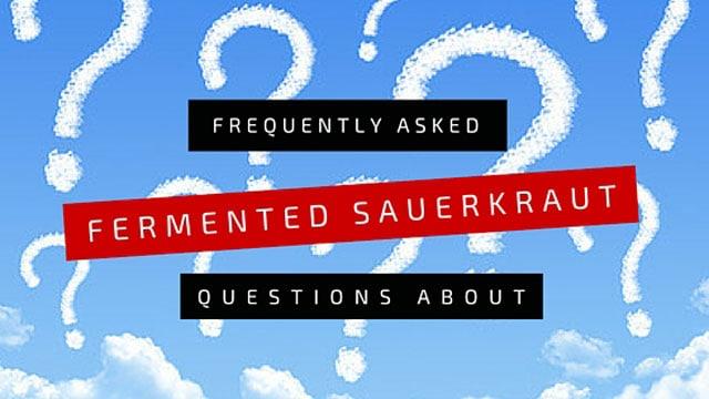 Answers to all your sauerkraut questions. | makesauerkraut.com