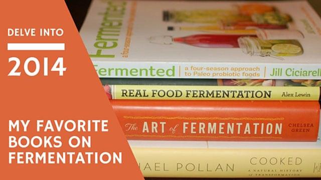 Go beyond sauerkraut with my favorite fermentation books. | makesauerkraut.com
