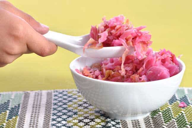 Sauerkraut benefits and ways to eat. | makesauerkraut.com