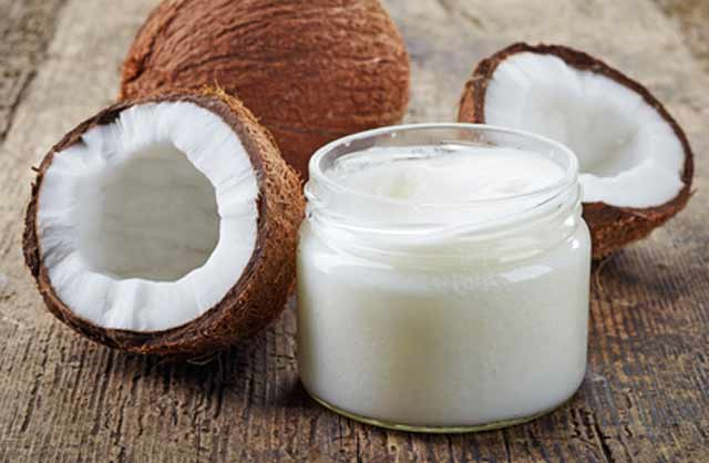 Coconut oil for healthy skin. | makesauerkraut.com