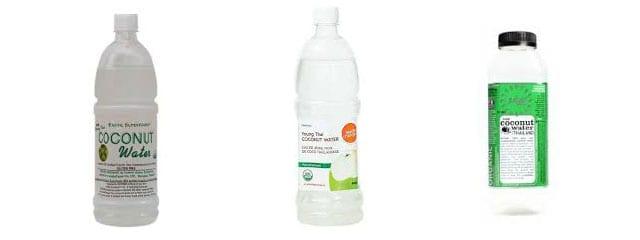 Best brands of coconut water for making fermented coconut water. | makesauerkraut.com