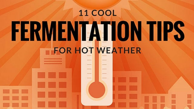11 Cool Fermentation Tips for Hot Weather. | makesauerkraut.com