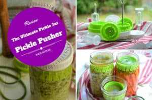 Pickle-Pushing No-Float Jar-Packer Review. | makesauerkraut.com