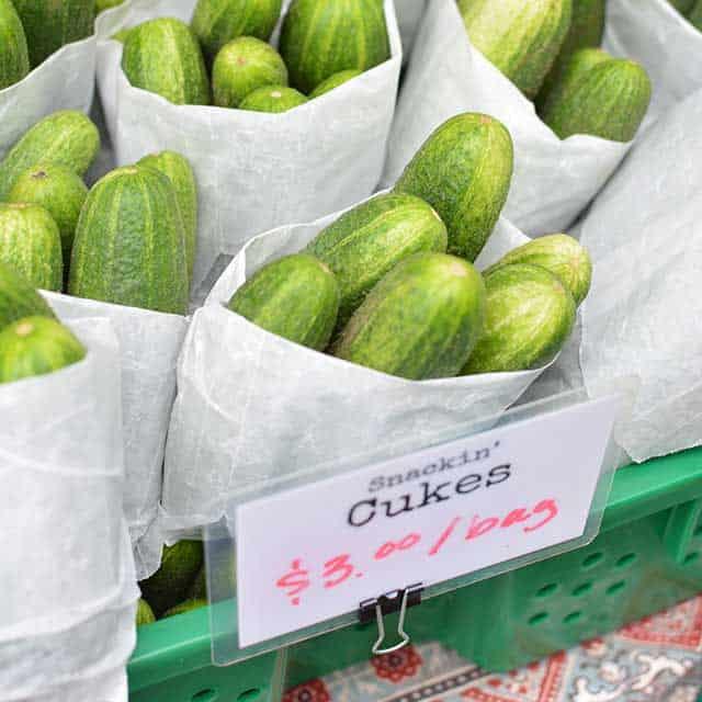 Fermented pickles recipe buying fresh cucumbers. | makesauerkraut.com