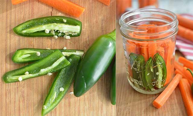 Firecracker Fermented Carrot Sticks. | makesauerkraut.com