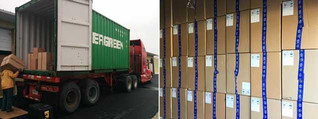 Stone Creek Trading shipment. | makesauerkraut.com