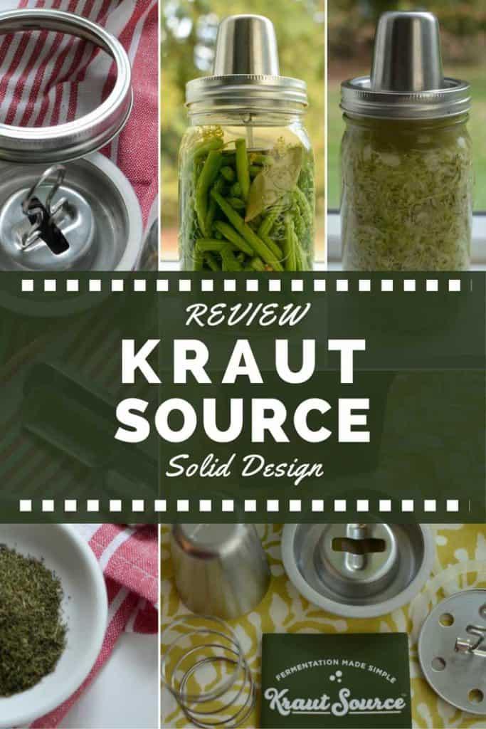 Kraut Source Fermentation Lid. | makesauerkraut.com