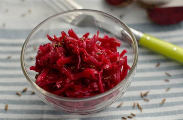 Sauerkraut Recipe: Passion Pink | makesauerkraut.com