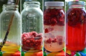 Use fermented foods to set yourself up for flavorful picnics, parties and potlucks - fermented sodas. | makesauerkraut.com