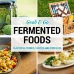 Use fermented foods to set yourself up for flavorful picnics, parties and potlucks.   makesauerkraut.com