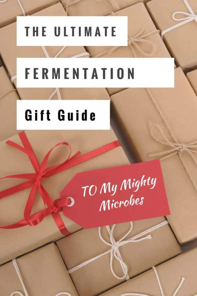 Fermentation Gift Guide. | makesauerkraut.com