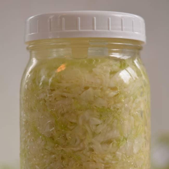 Best fermentation weight? Easy Weight? | makesauerkraut.com