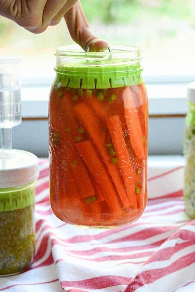 Best fermentation weight? Pickle Pusher?   makesauerkraut.com
