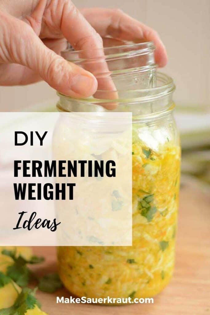 DIY Fermenting Weight Ideas