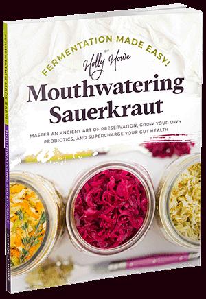 Mouthwatering Sauerkraut paperback format. | MakeSauerkraut.com