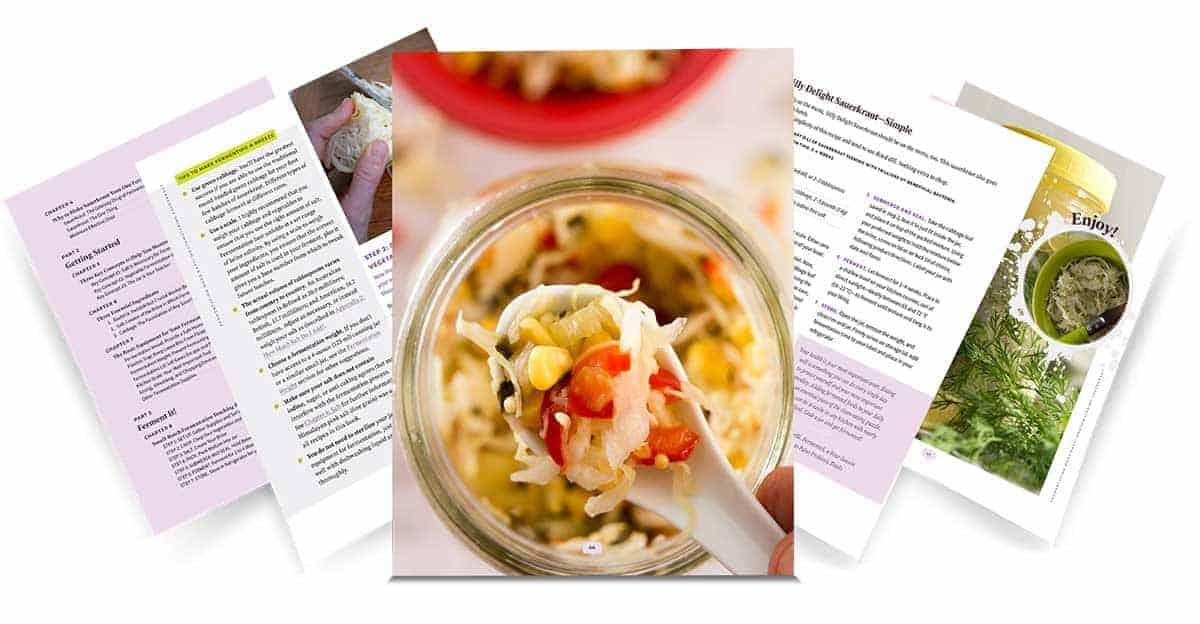 A look inside Mouthwatering Sauerkraut. | MakeSauerkraut.com